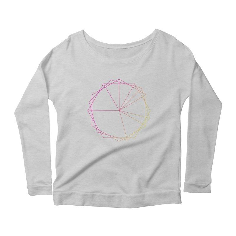 Maypole Symbol II Women's Scoop Neck Longsleeve T-Shirt by Torn Space Theater's Artist Shop