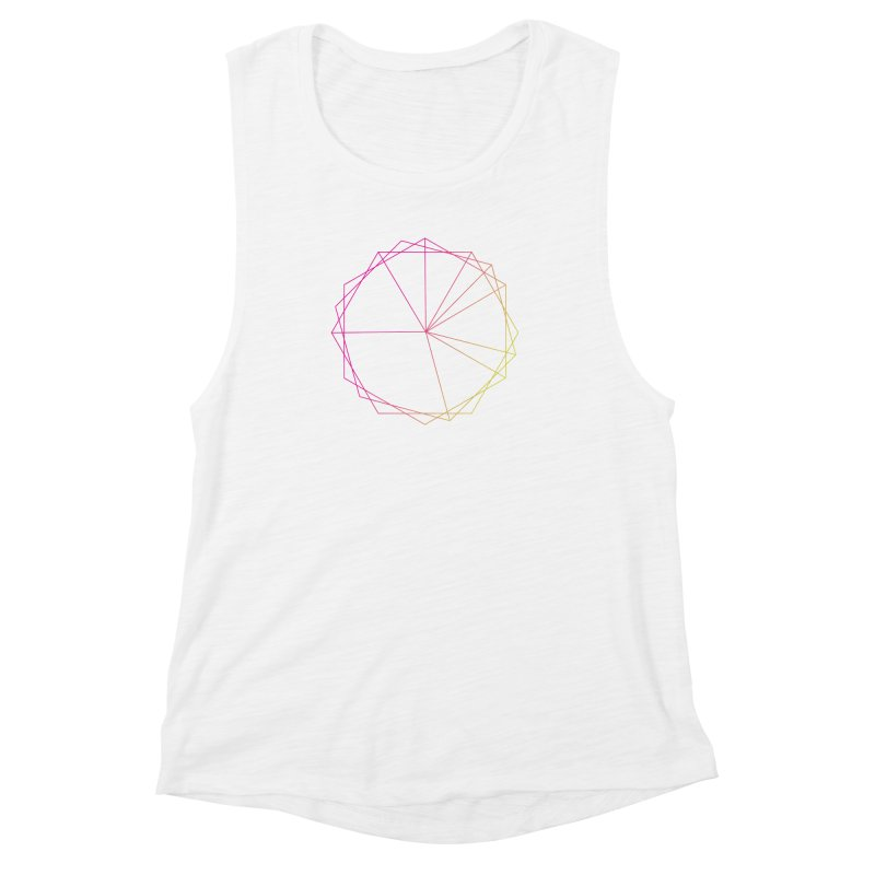 Maypole Symbol II Women's Muscle Tank by Torn Space Theater's Artist Shop