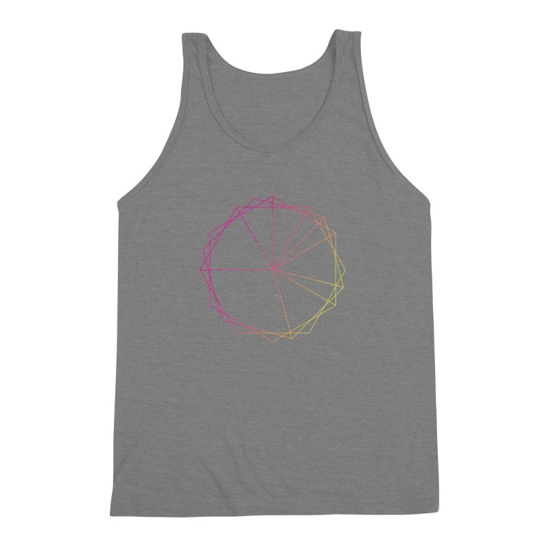 Maypole Symbol II Men's Triblend Tank by Torn Space Theater's Artist Shop