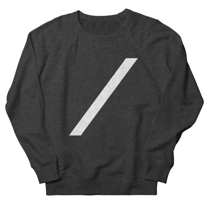 Slash - White Women's Sweatshirt by Torn Space Theater Merch