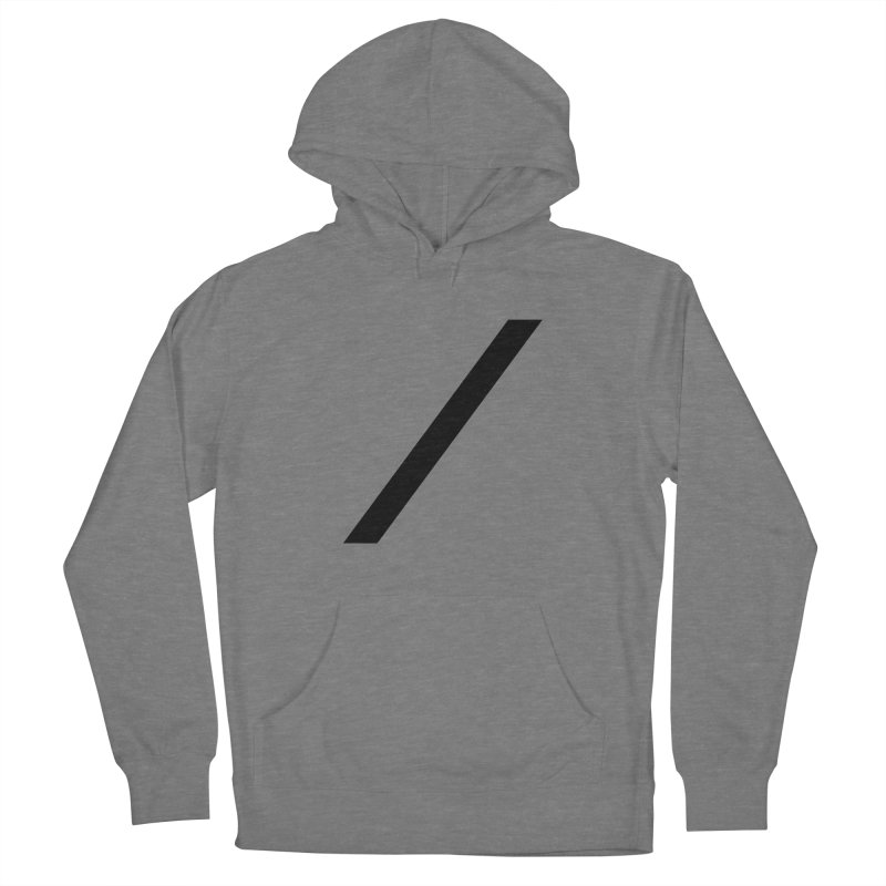 Slash - Black Women's Pullover Hoody by Torn Space Theater Merch
