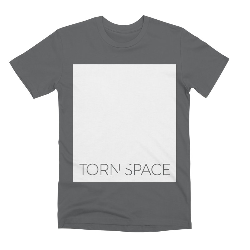Torn Space - White Field Men's Premium T-Shirt by Torn Space Theater Merch