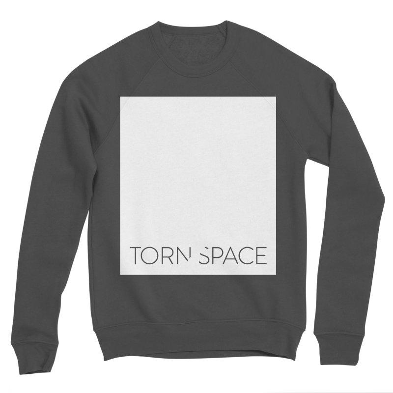 Torn Space - White Field Women's Sponge Fleece Sweatshirt by Torn Space Theater Merch
