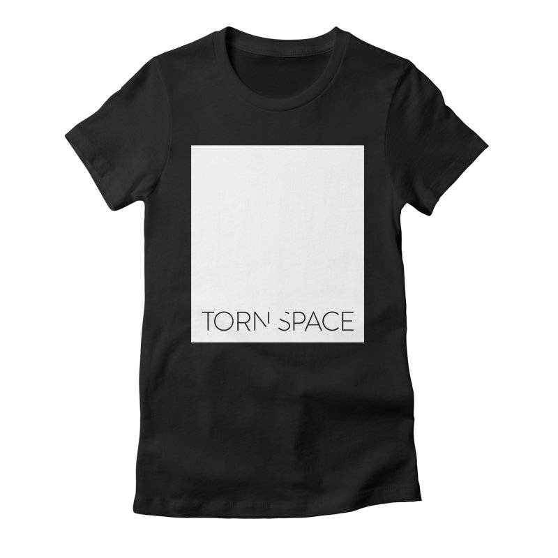 Torn Space - White Field Women's T-Shirt by Torn Space Theater Merch
