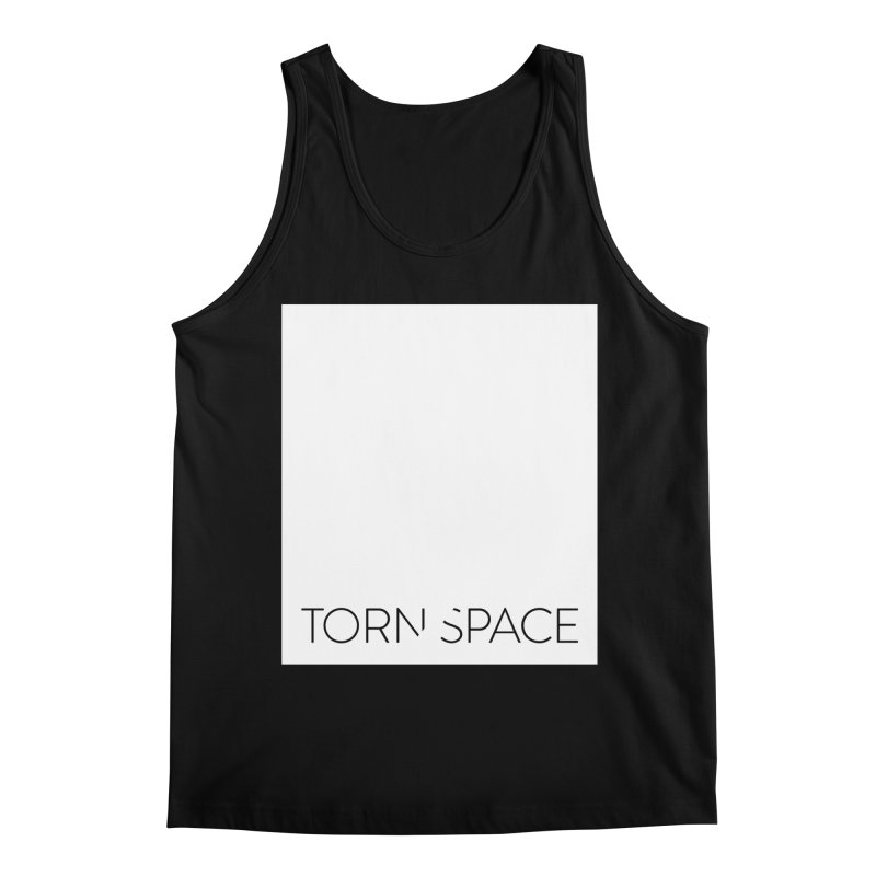 Torn Space - White Field Men's Regular Tank by Torn Space Theater Merch