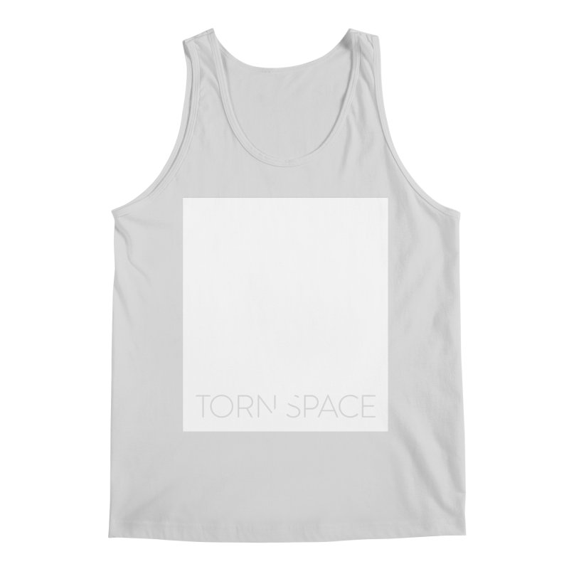 Torn Space - White Field Men's Tank by Torn Space Theater Merch