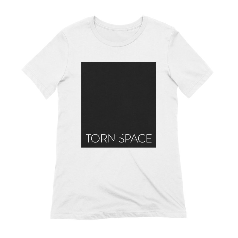 Torn Space - Black Field Women's T-Shirt by Torn Space Theater Merch