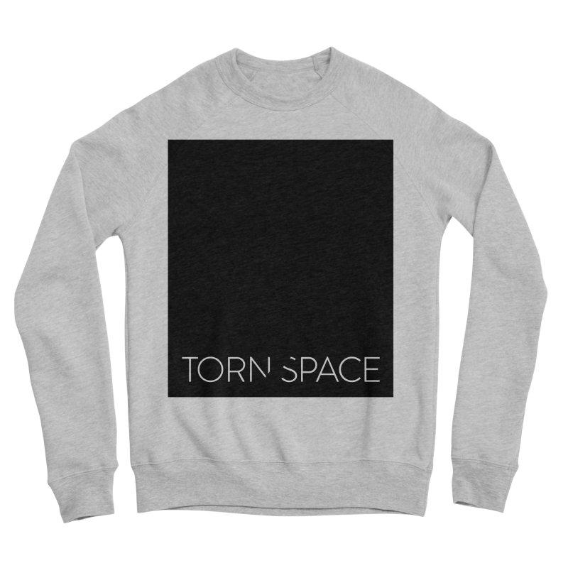 Torn Space - Black Field Men's Sponge Fleece Sweatshirt by Torn Space Theater Merch