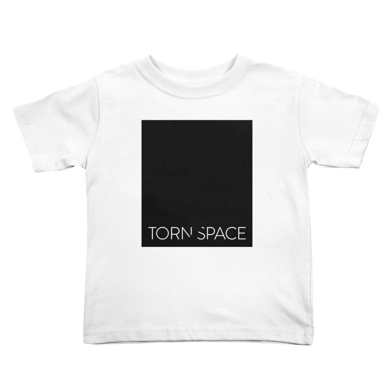Torn Space - Black Field Kids Toddler T-Shirt by Torn Space Theater Merch