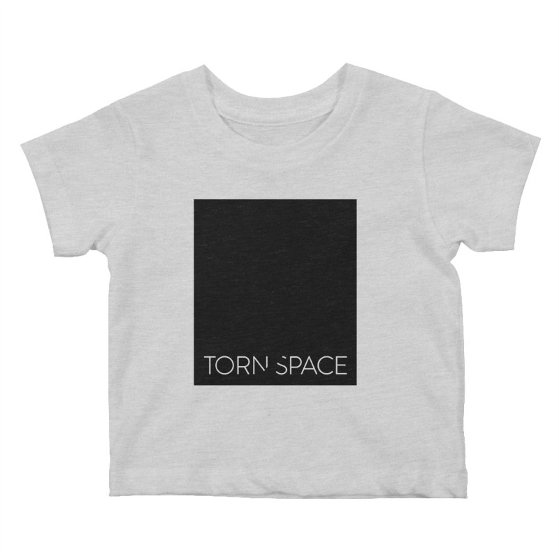 Torn Space - Black Field Kids Baby T-Shirt by Torn Space Theater Merch