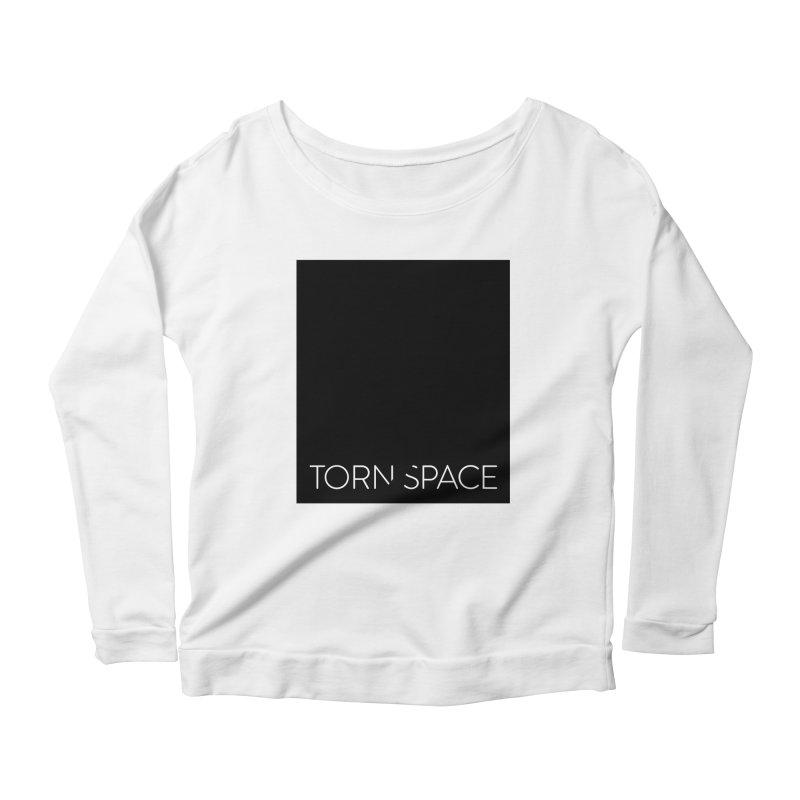 Torn Space - Black Field Women's Scoop Neck Longsleeve T-Shirt by Torn Space Theater Merch