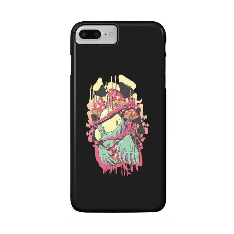 Mushrooman Accessories Phone Case by torquatto's Artist Shop