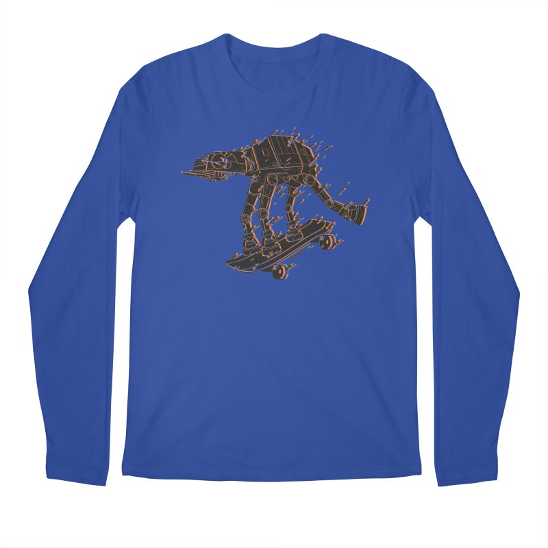 Speed Troop Men's Longsleeve T-Shirt by torquatto's Artist Shop