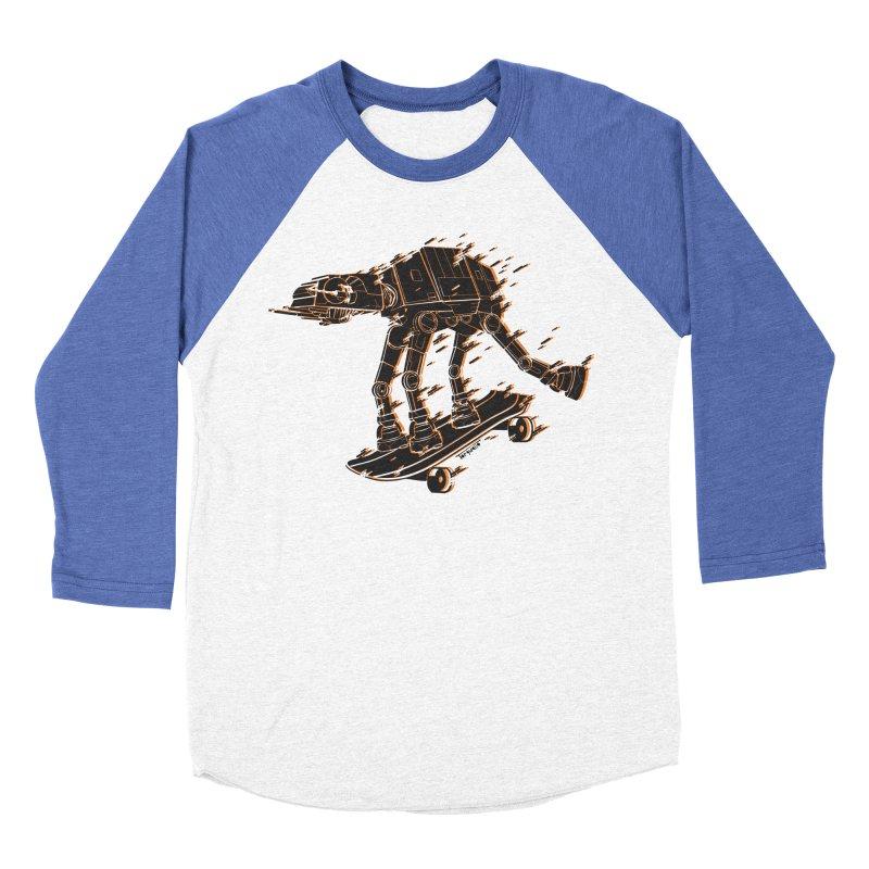 Speed Troop Women's Baseball Triblend T-Shirt by torquatto's Artist Shop