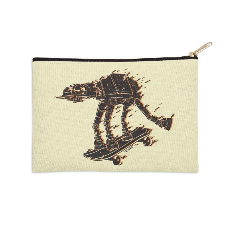 Speed Troop Accessories Zip Pouch by torquatto's Artist Shop