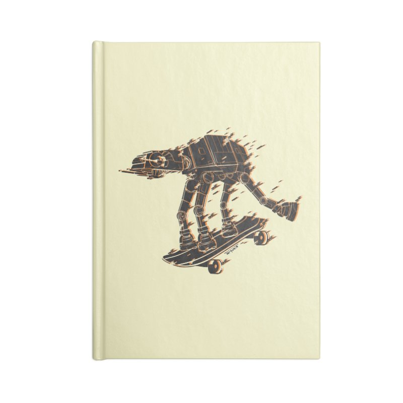 Speed Troop Accessories Notebook by torquatto's Artist Shop