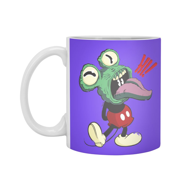 Hi monster Accessories Mug by torquatto's Artist Shop