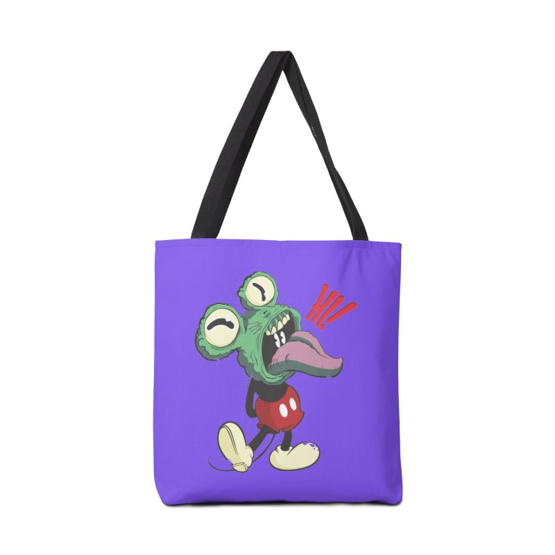 Hi monster Accessories Bag by torquatto's Artist Shop