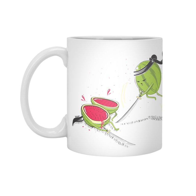 the ninjas  Accessories Mug by torquatto's Artist Shop
