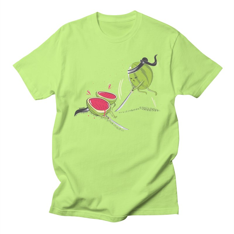 the ninjas  Men's T-shirt by torquatto's Artist Shop