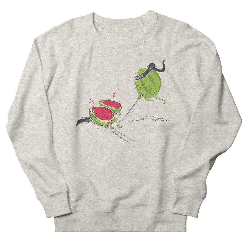 the ninjas  Women's Sweatshirt by torquatto's Artist Shop