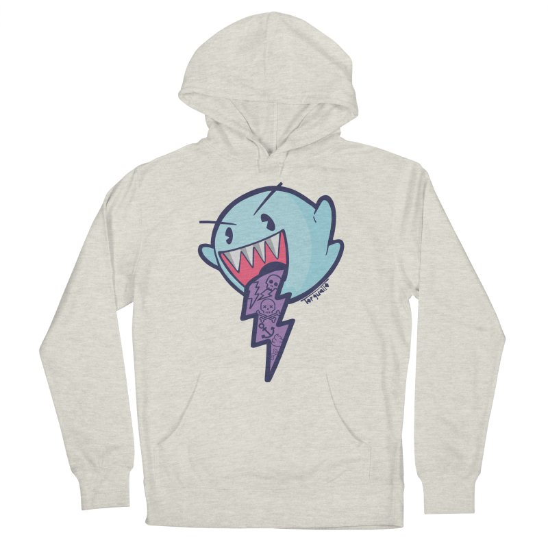 thug ghost Men's Pullover Hoody by torquatto's Artist Shop