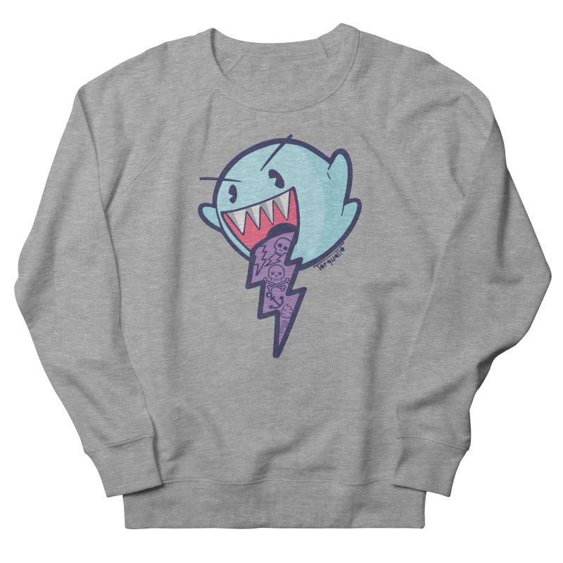 thug ghost Women's Sweatshirt by torquatto's Artist Shop