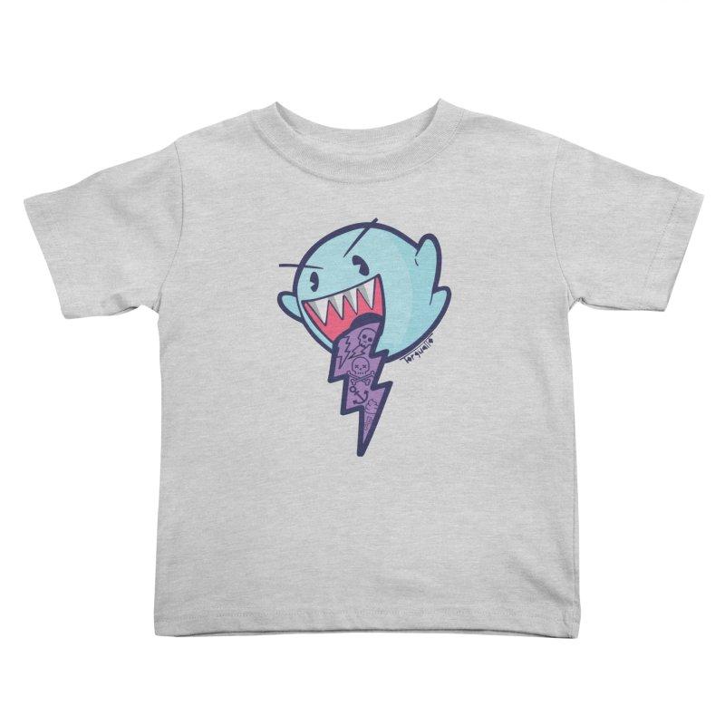 thug ghost Kids Toddler T-Shirt by torquatto's Artist Shop