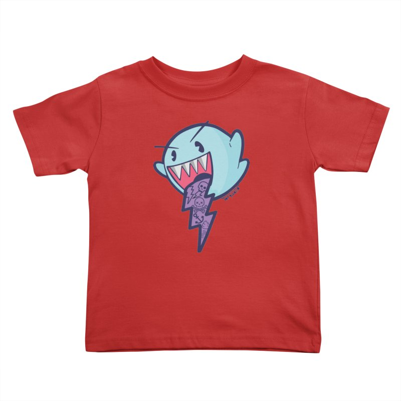 thug ghost Kids Toddler T-Shirt by torquatto's Artist Shop