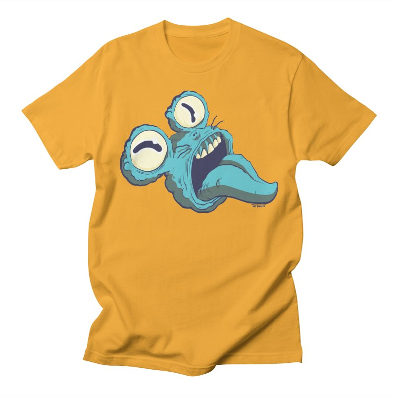 My monster's head Men's T-shirt by torquatto's Artist Shop
