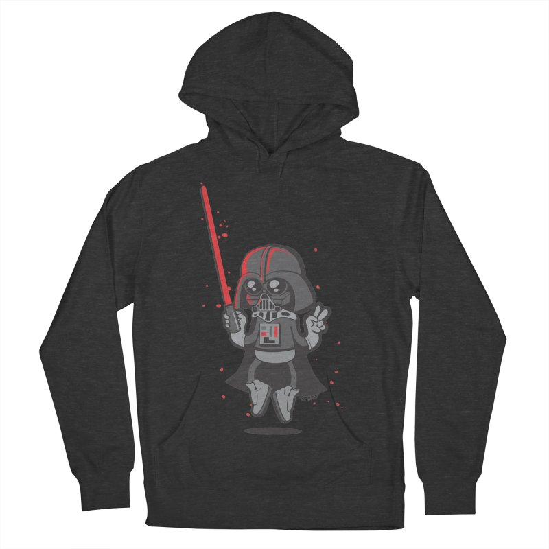 I like red Women's Pullover Hoody by torquatto's Artist Shop