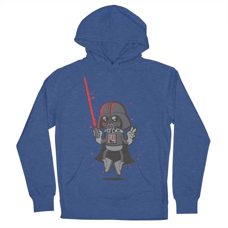I like red Men's French Terry Pullover Hoody by torquatto's Artist Shop