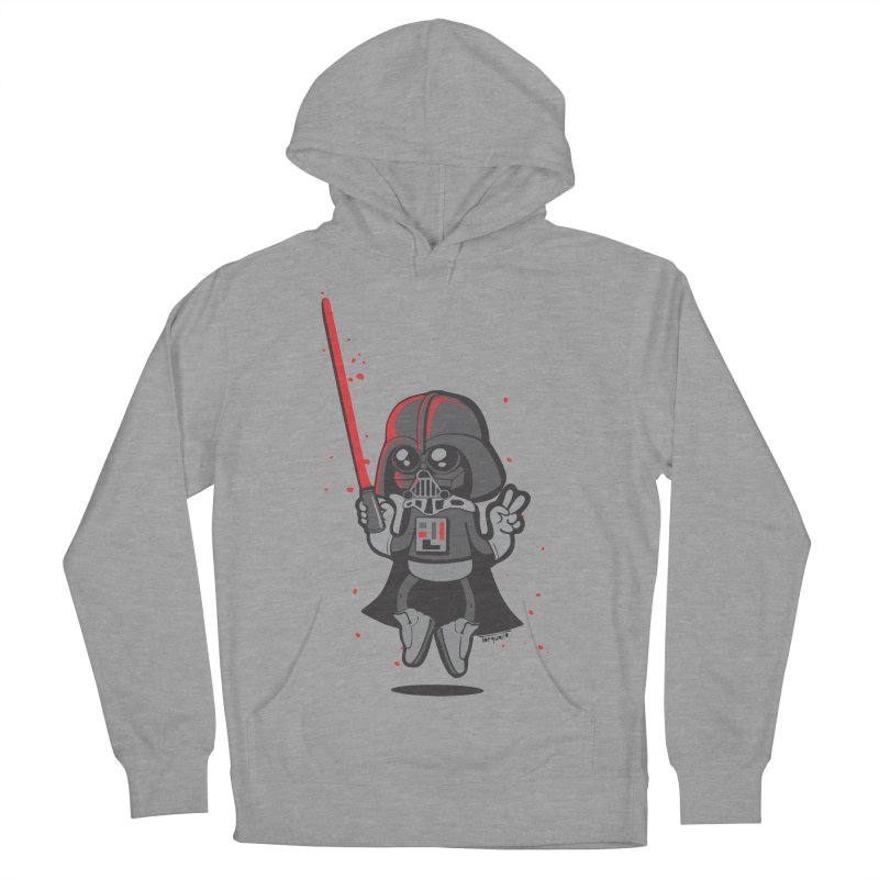 I like red Men's Pullover Hoody by torquatto's Artist Shop