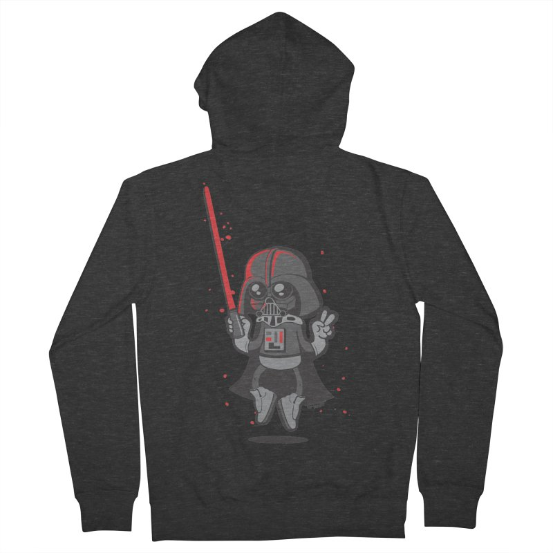 I like red Women's Zip-Up Hoody by torquatto's Artist Shop