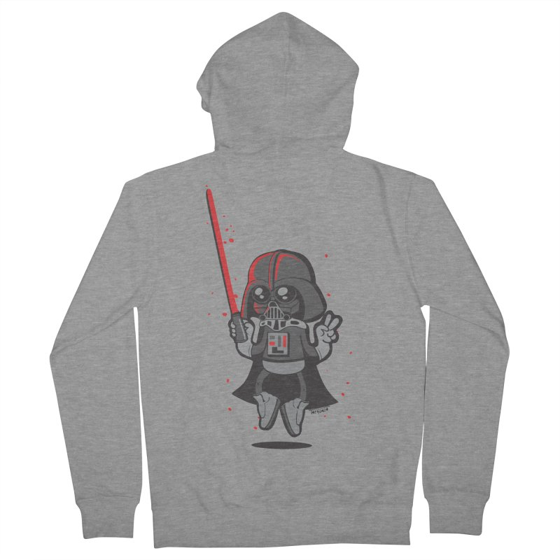 I like red Women's French Terry Zip-Up Hoody by torquatto's Artist Shop