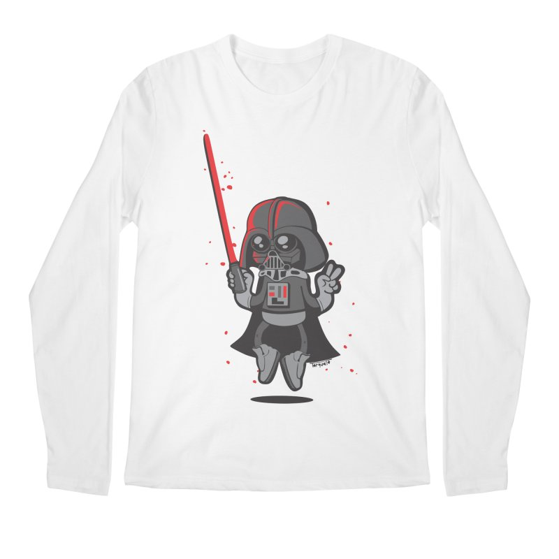 I like red Men's Longsleeve T-Shirt by torquatto's Artist Shop