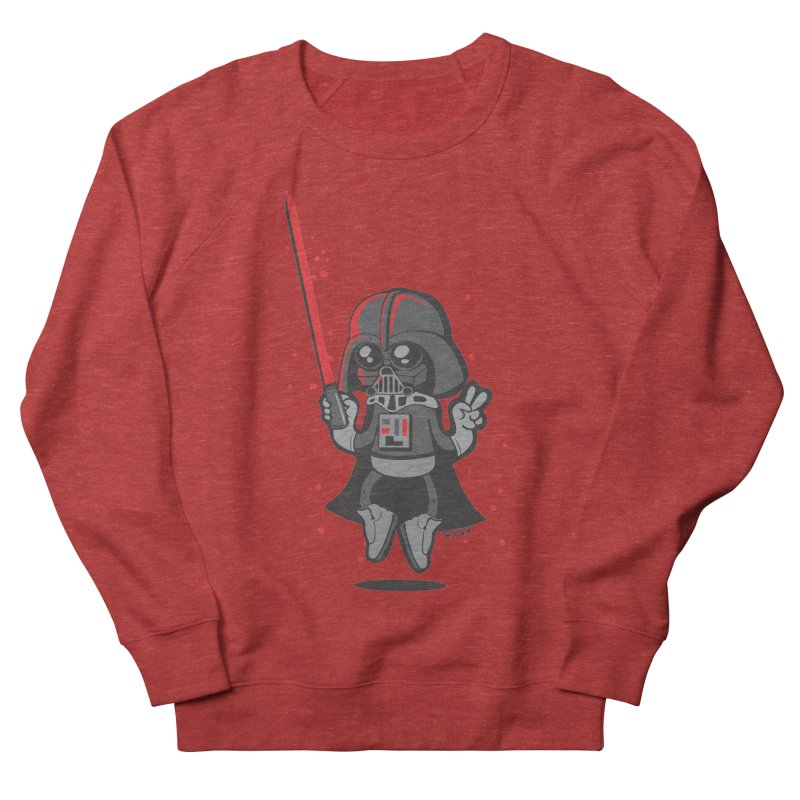 I like red Women's French Terry Sweatshirt by torquatto's Artist Shop
