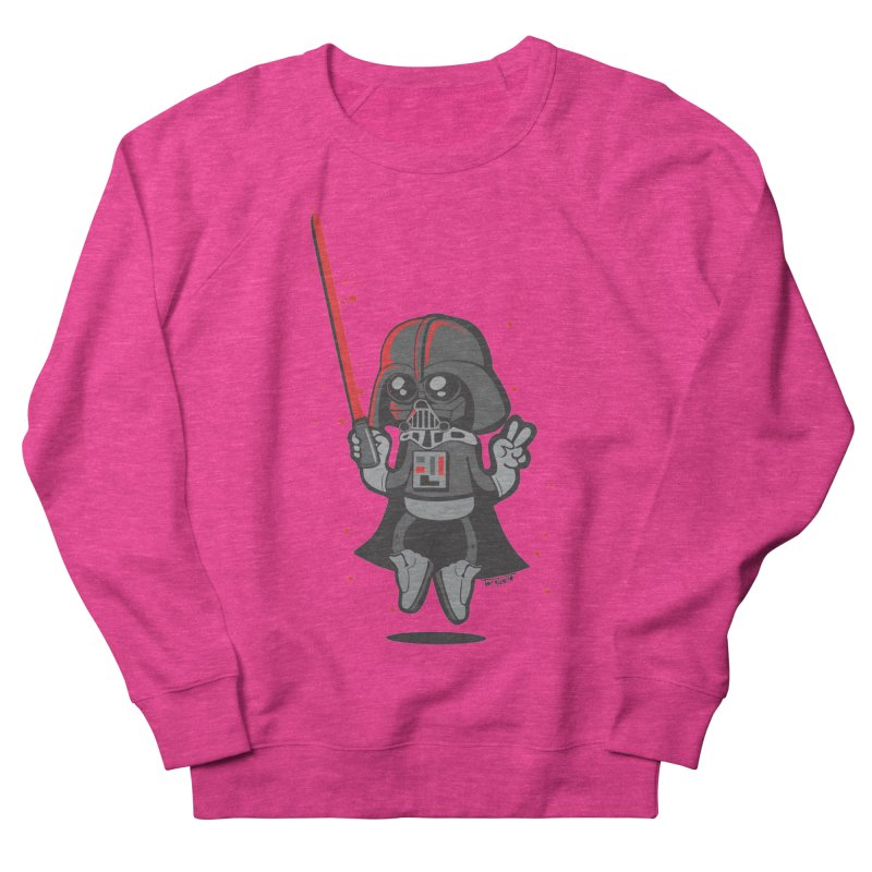 I like red Women's Sweatshirt by torquatto's Artist Shop
