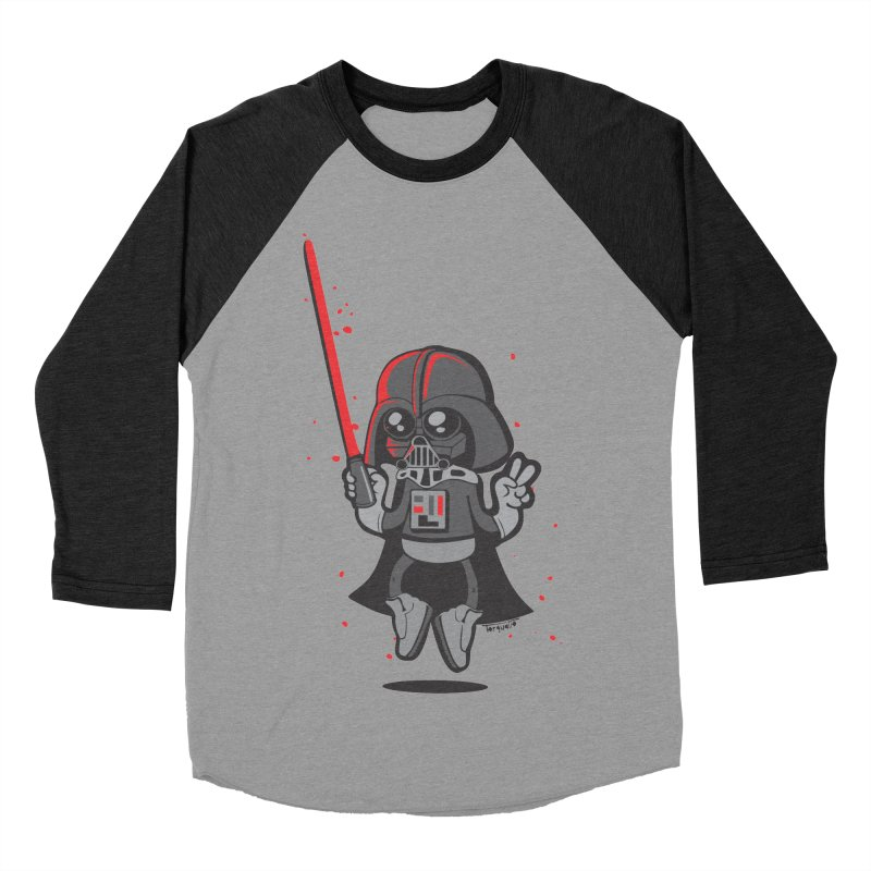 I like red Women's Baseball Triblend Longsleeve T-Shirt by torquatto's Artist Shop