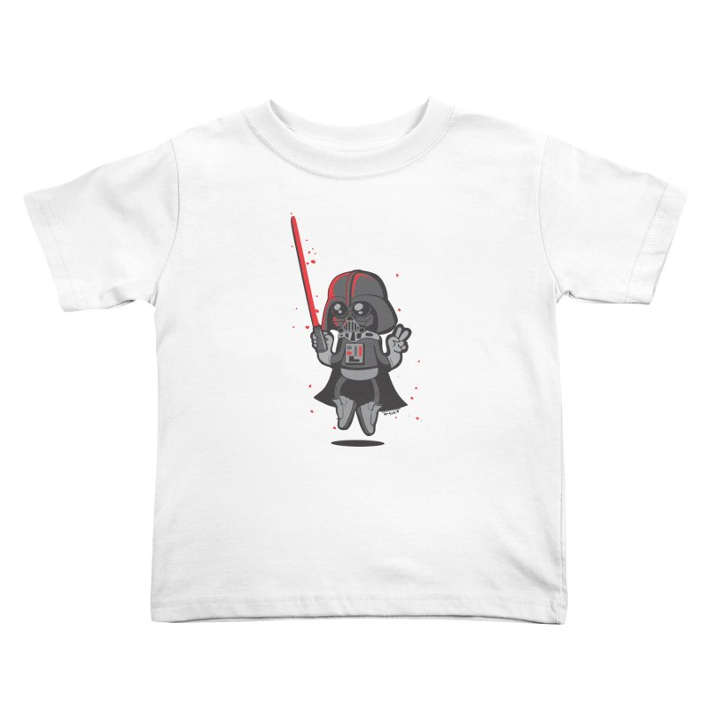 I like red Kids Toddler T-Shirt by torquatto's Artist Shop