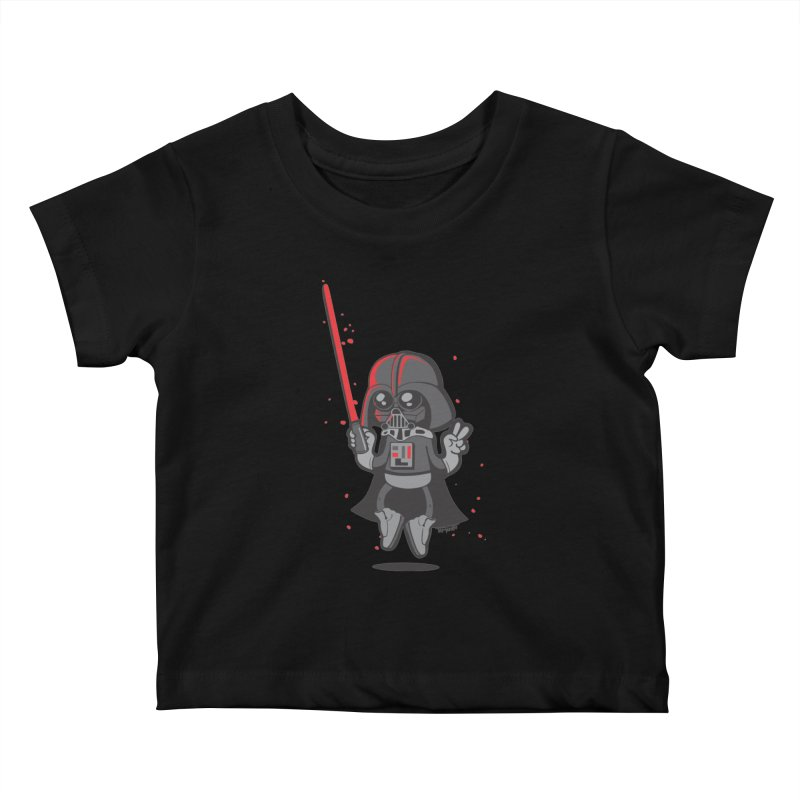 I like red Kids Baby T-Shirt by torquatto's Artist Shop