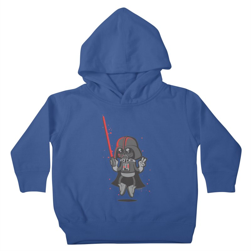 I like red Kids Toddler Pullover Hoody by torquatto's Artist Shop