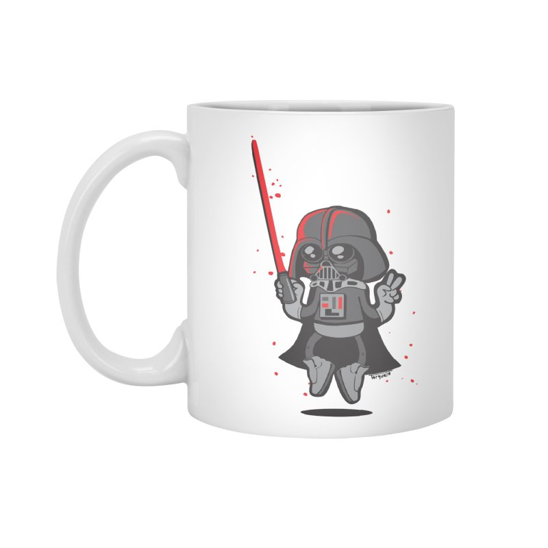 I like red Accessories Mug by torquatto's Artist Shop