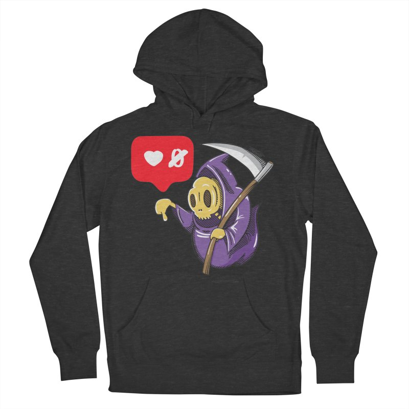 Sweet Death Men's Pullover Hoody by torquatto's Artist Shop