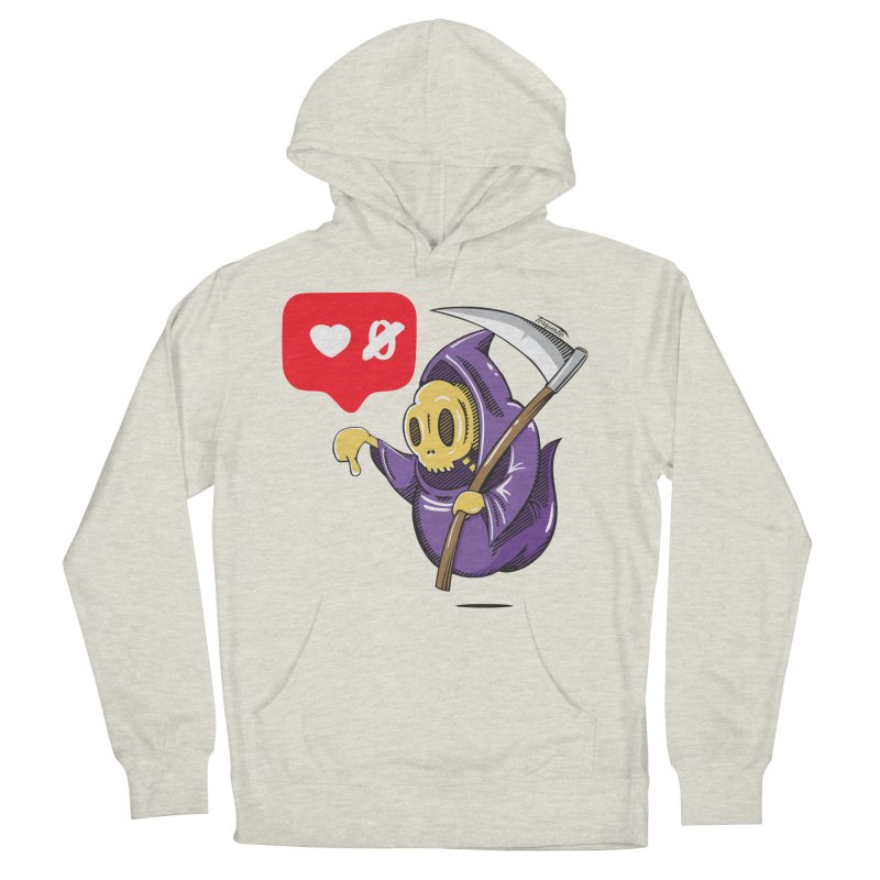 Sweet Death Men's French Terry Pullover Hoody by torquatto's Artist Shop