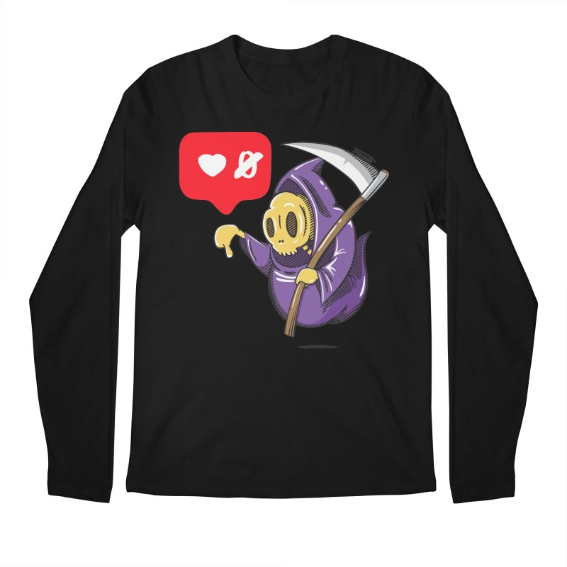 Sweet Death Men's Longsleeve T-Shirt by torquatto's Artist Shop