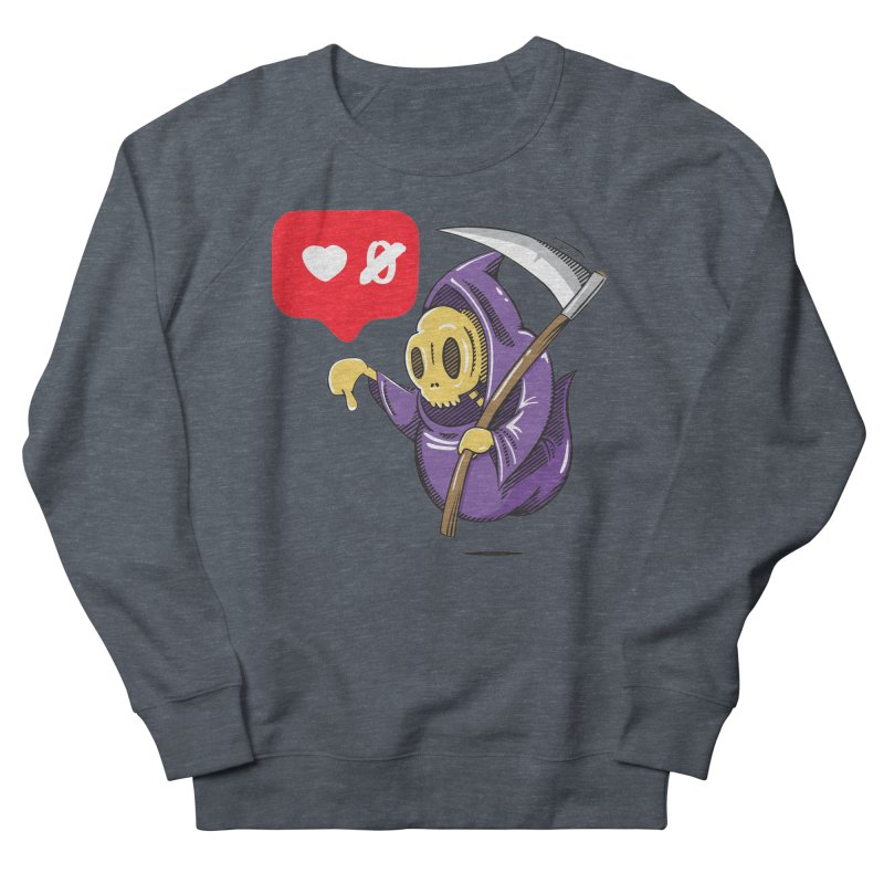Sweet Death Women's Sweatshirt by torquatto's Artist Shop