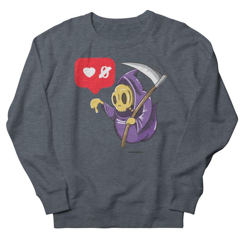 Sweet Death Men's Sweatshirt by torquatto's Artist Shop