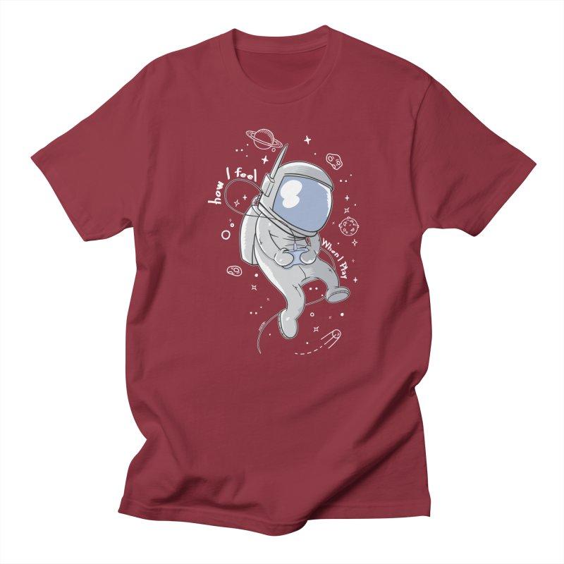 how I feel Men's T-Shirt by torquatto's Artist Shop