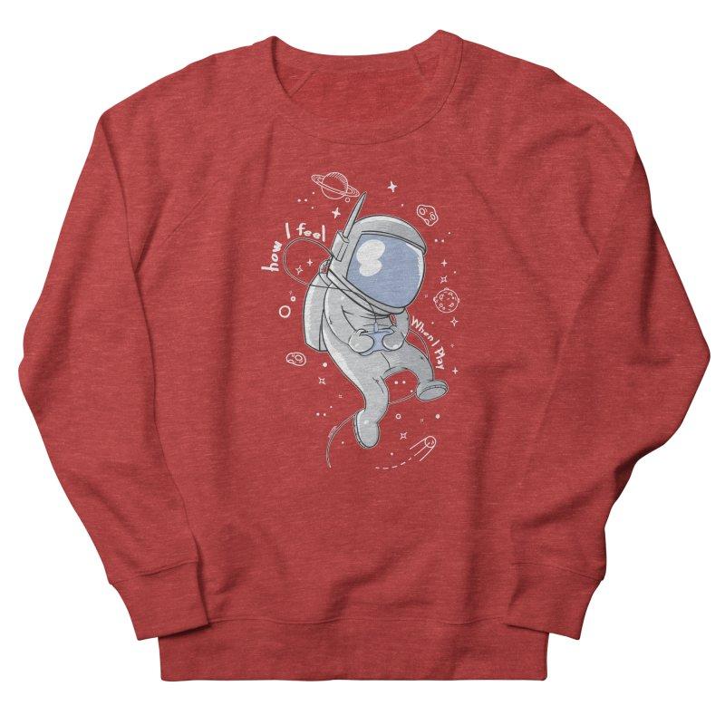 how I feel Men's Sweatshirt by torquatto's Artist Shop